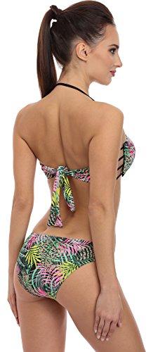 SHE Mujer Bikini Set Dalia 2016 Patrón-IP08