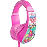 Shopkins Kid Safe Headphones Headphone , (30333-TRU)