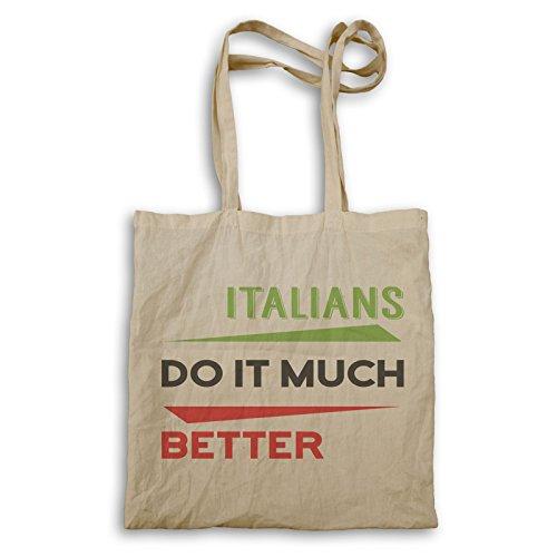 INNOGLEN los italianos lo hacen mucho mejor bolso de mano cc776r