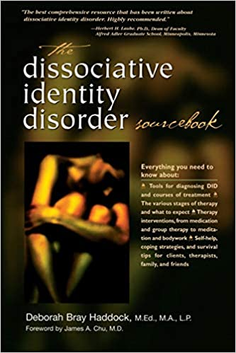 42f6d3ddc806 The Dissociative Identity Disorder Sourcebook (Sourcebooks)  Deborah Bray  Haddock  9780737303940  Amazon.com  Books