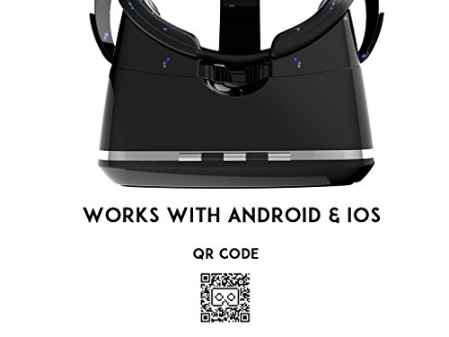 Procus-ONE-Virtual-Reality-Headset-42MM-Lenses-Fully-Adjustable-VR-Glasses-VR-Headset-For-VR-Video-Gaming-Movies-Pictures-Compatible-With-All-35-6-Android-Phones-iPhones-Samsung-Galaxy-Inspired-by-Goo