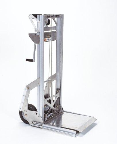 Genie Load Lifter, LL, Portable, Aluminum Manual Lift, 200lbs Load Capacity, Lift Height 5' 7'