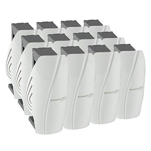 Scott Automatic Air Freshener Dispenser 92620 White