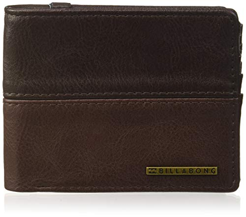 Billabong Fifty 50 Wallet One Size Chocolate
