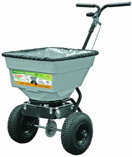 HBC Broadcast Spreader for Lawn and Garden by HBC