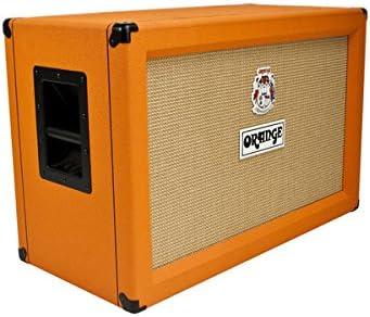 Orange 2X12 Cabinet
