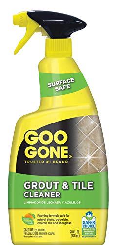 Goo Gone Grout Tile