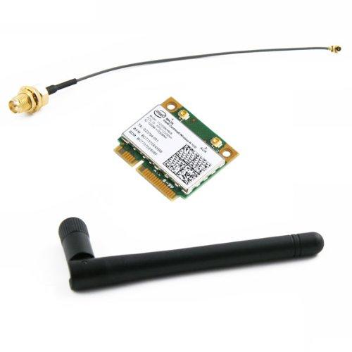 Intel Centrino Wireless-N 2230 WIFI & BT Mini PCI-E Adapter with Single Antenna Set, 2230BN.HMWWB by Intel
