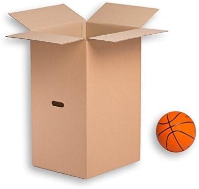 TeleCajas (10x) Cajas de cartón para Mudanzas Doble Pared con Asas ...