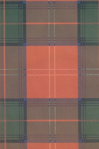 Chisholm Tartan Plaid Journal: Lined Notebook / Journal / Diary ebook