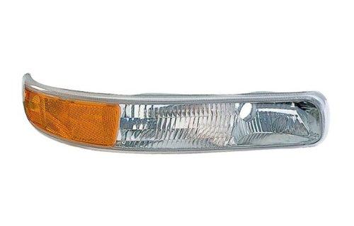 Eagle Eyes GM166-U000R Chevrolet Passenger Side Park Lamp/Side Marker/Signal Lamp