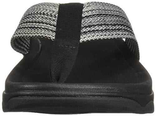 FitFlop-Men-039-s-Surfer-Freshweave-Sandal-Choose-SZ-color thumbnail 3