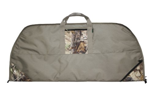 Deluxe Double Bow Case (Tarantula Deluxe Youth Bow Case Stone (Camo/Mixed Color))