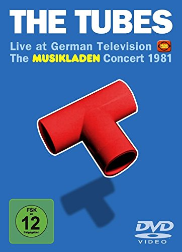 Tubes - Live At German Television: The Musikladen Concert 1981 (Tube Ships)