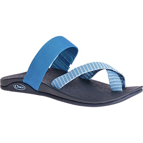 Chaco Womens Tetra Cloud Athletic Sandal Bluebell Eclipse