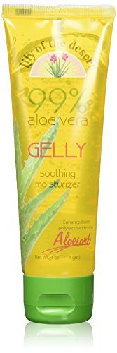 Lily Of The Desert Aloe Vera (Lily Of The Desert - Aloe Vera Gelly Tube, 4 fl oz gel)