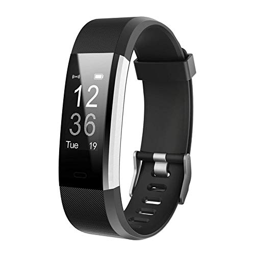 Letsfit-Fitness-Tracker-HR-Activity-Tracker-Watch-with-Heart-Rate-Monitor-IP67-Water-Standard-Smart-Bracelet-with-Calorie-Counter-Pedometer-Watch-for-Kids-Women-Men