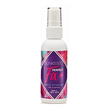 Sunkissed Perfect Fix Plus Makeup Setting Mist 62 Ml Amazon Co Uk
