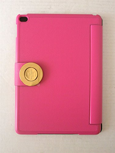 Kate Spade New York Magnet Folio - iPad Air 2 - Pink - Retail Packaging (Spade Ipad Kate Cover)