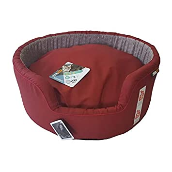 YAGO Collection gotebor Cama/cojín Confort para Perro 51 x 51 x 19 cm, Talla S: Amazon.es: Productos para mascotas