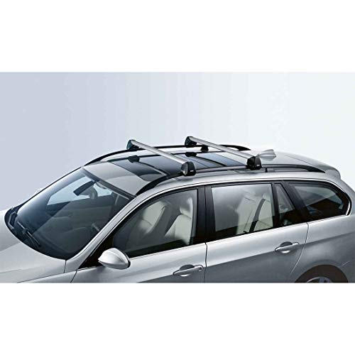 (BMW 82710415050 Roof Rack for E91 3 Series Sports Wagon with Raised Roof Rails)
