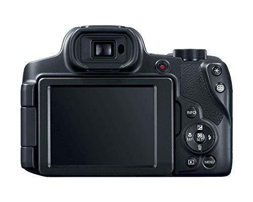 Canon Powershot SX70 HS Digital Camera (International Version) + 16GB SD Memory Card Bundle