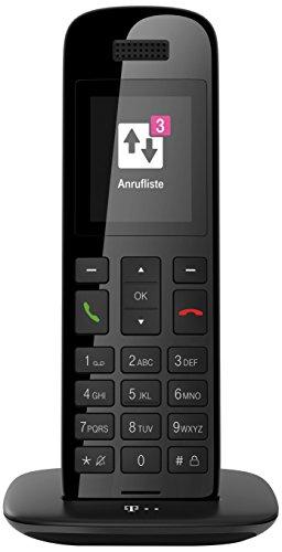 Telekom 4027467 Speedphone 10 Schnurlose Telefon schwarz