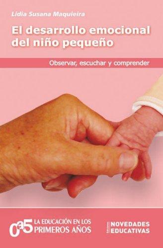 Desarrollo emocional del niño pequeño, El (T.71): Varios: 9789875382084: Amazon.com: Books
