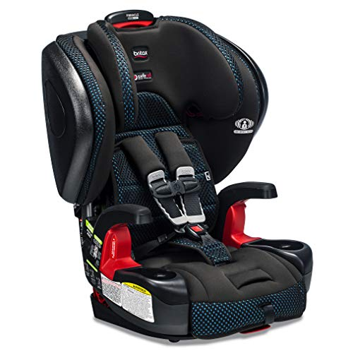 Britax Pinnacle ClickTight Harness-2-Booster Car Seat, Cool Flow Teal