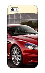 Perfect Aston Martin Db9 27 Case Cover Skin For Iphone 5/5s Phone Case(3D PC Soft Case)