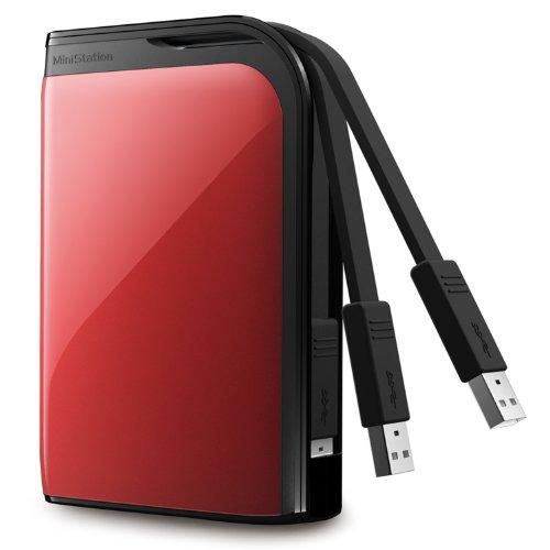 Buffalo Technology MiniStation Extreme 500 GB External Hard Drive