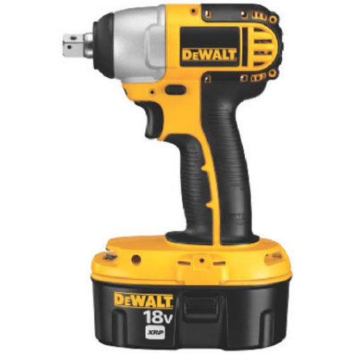 DEWALT DC820KA 1/2 inch (13mm) 18V Cordless XRP Impact Wrench Kit