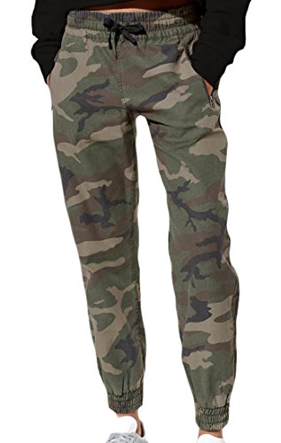 Camouflage Pants Trousers - 7
