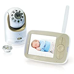 The Infant Optics DXR-8 video baby monitor has a long track record as a monitor that you can trust. Its compact size strikes a perfect balance between performance and versatility, for being a small and light enough monitor to carry around the...