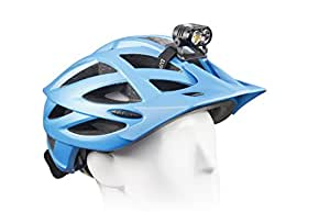 Lupine Lighting Systems Piko 4 Bike Helmet Light, 1500 Lumen LED with Rechargeable 3.3Ah Lithium-ion SmartCore Battery