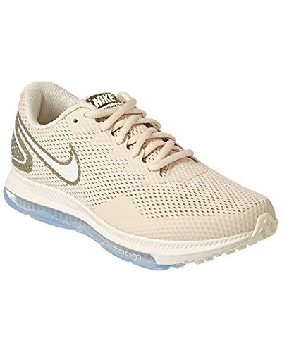Nike Women's Zoom All Out Low 2 Running Sneaker, Tan, Size 8.5