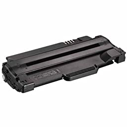 Dell Computer 2MMJP Black Toner Cartridge 1130/1130n/1133/1135N Laser Printers