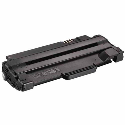 Dell Computer 2MMJP Black Toner Cartridge 1130/1130n/1133/1135N Laser ()