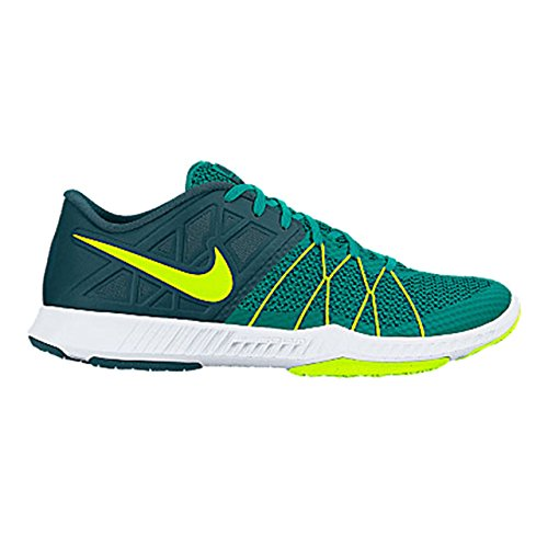 Men Turquoise 40 Midnight Volt 300 Nike Rio Teal EU 40 Shoes Multicoloured Fitness 844803 TSwSfvqd