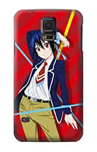 S1726 Nisekoi Tsugumi Seishirou Case Cover For Samsung Galaxy S5