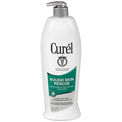 Curel Rough Skin Rescue, 20 Ounce