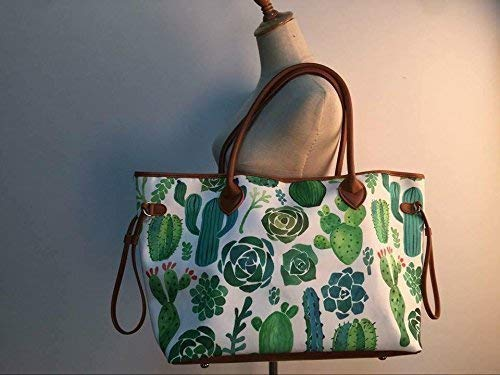 Cactus Bag/Tote Bag/Overnight Bag/Beach Bag/Pool Bag