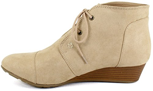 MIA Amore Womens Sarah Taupe 9 C/D US 9h5HZJe