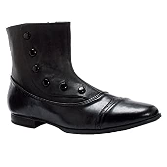 amazoncom mens sizing wingtp ankle boots victorian style
