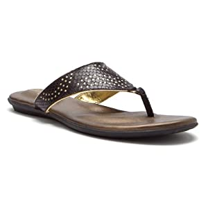 indigo by Clarks Women's Sol Bloom Thong Sandal from indigo by Clarks