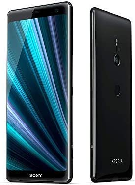 Sony Xperia Xz3 Smartphone 6 Qhd Hdr 18 9 Oled Snapdragon 845 4 Gb De Ram 64 Gb 19 Mp Android Black Amazon Co Uk Electronics