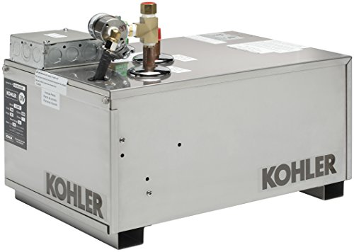 KOHLER K-1713-NA Fast-Response 15 Kw Fast-Response Steam Generator (Kohler Steam Shower)