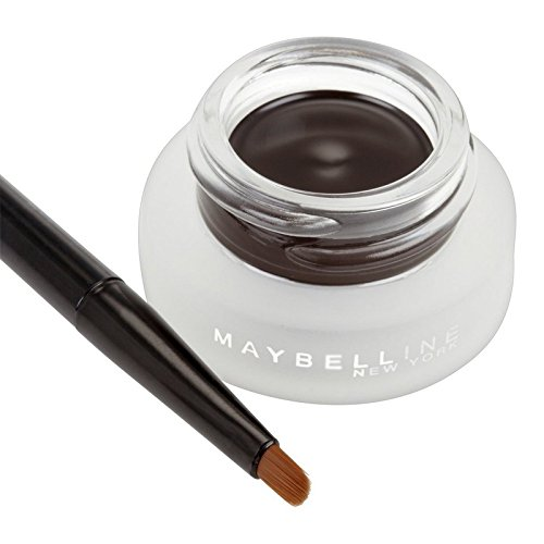 Maybelline Eye Gel Liner, Black 51g (Pack of 6) - メイベリンアイゲルライナー、ブラック51グラム x6 [並行輸入品] B072L442Y8