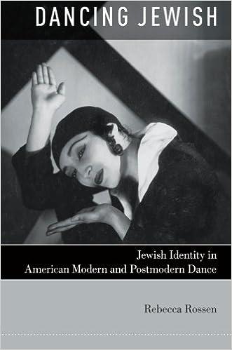 Dancing Jewish: Jewish Identity in American Modern and
