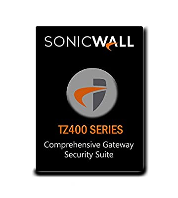 SonicWall | Comprehensive Gateway Security Suite Bundle for TZ400 Series